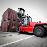 Forklift Trucks 18-52 Ton