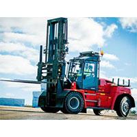 Forklift Trucks 9-18 Ton